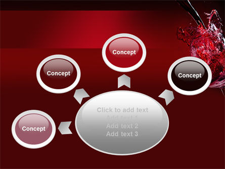 Fantastic Red Wine PowerPoint Template Slide 7