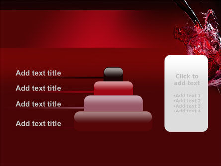 Fantastic Red Wine PowerPoint Template Slide 8