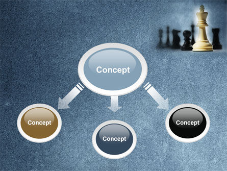Strategic Victory PowerPoint Template, Slide 4, 09504, Sports — PoweredTemplate.com