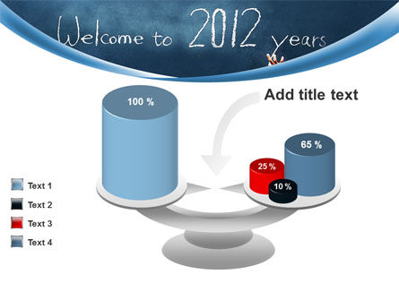 Welcome To 2012 PowerPoint Template Slide 10