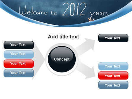 Welcome To 2012 PowerPoint Template Slide 14