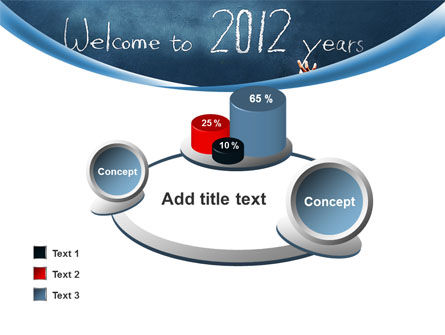 Welcome To 2012 PowerPoint Template Slide 16