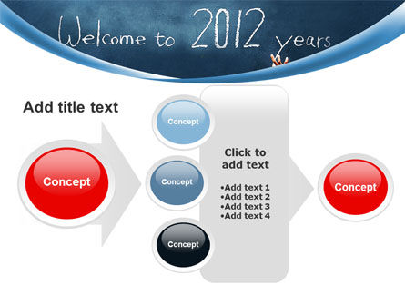 Welcome To 2012 PowerPoint Template Slide 17