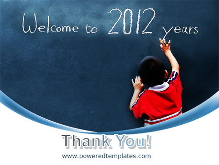 Welcome To 2012 PowerPoint Template Slide 20