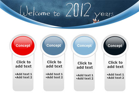 Welcome To 2012 PowerPoint Template Slide 5