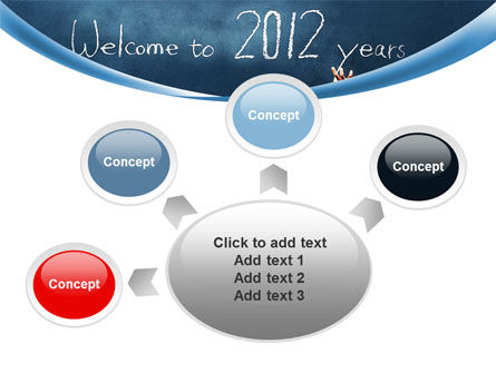 Welcome To 2012 PowerPoint Template Slide 7
