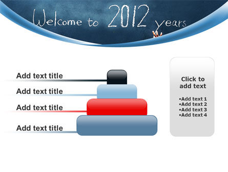 Welcome To 2012 PowerPoint Template Slide 8