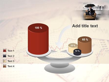 Insurance Umbrella PowerPoint Template Slide 10