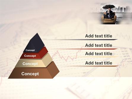 Insurance Umbrella PowerPoint Template Slide 12