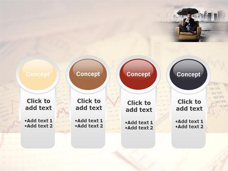 Insurance Umbrella PowerPoint Template Slide 5