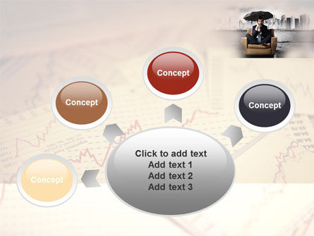 Insurance Umbrella PowerPoint Template Slide 7