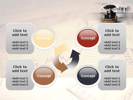 Insurance Umbrella PowerPoint Template Slide 9