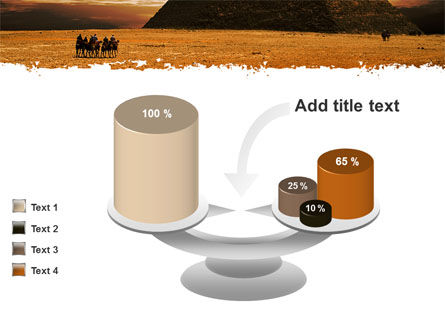 Pyramid of Khafre PowerPoint Template Slide 10