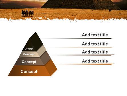 Pyramid of Khafre PowerPoint Template Slide 12