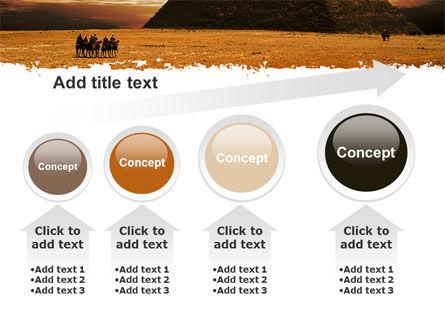 Pyramid of Khafre PowerPoint Template Slide 13