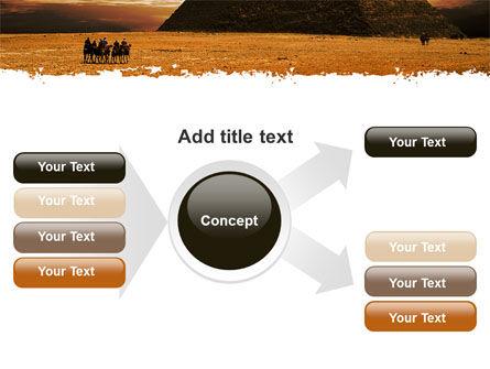 Pyramid of Khafre PowerPoint Template Slide 14