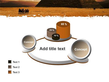 Pyramid of Khafre PowerPoint Template Slide 16