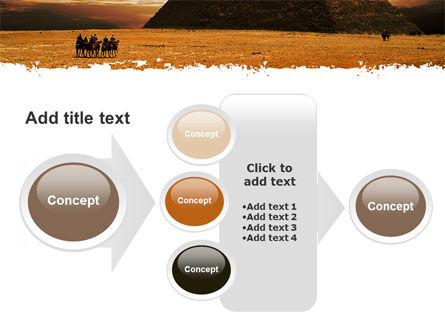 Pyramid of Khafre PowerPoint Template Slide 17