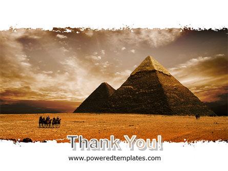 Pyramid of Khafre PowerPoint Template Slide 20