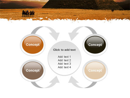 Pyramid of Khafre PowerPoint Template Slide 6