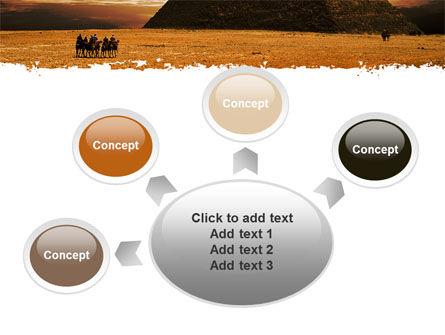 Pyramid of Khafre PowerPoint Template Slide 7