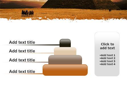 Pyramid of Khafre PowerPoint Template Slide 8