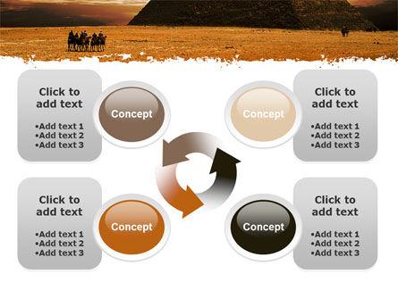 Pyramid of Khafre PowerPoint Template Slide 9