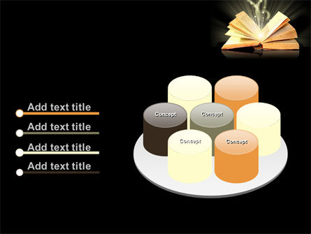 Scripture PowerPoint Template Slide 12