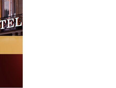 Hotel Signboard PowerPoint Template, Slide 3, 09516, Business — PoweredTemplate.com