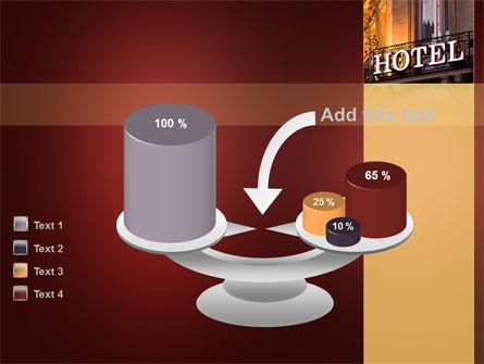 Hotel Signboard PowerPoint Template Slide 10