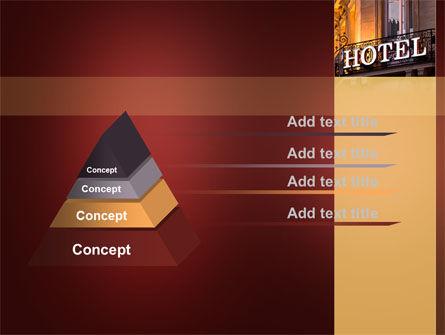 Hotel Signboard PowerPoint Template Slide 12