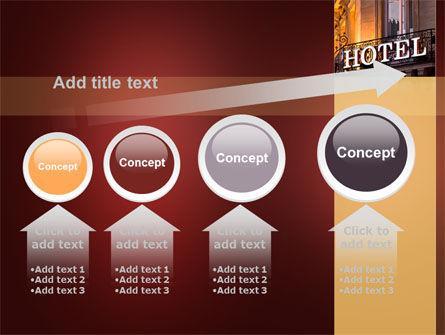 Hotel Signboard PowerPoint Template Slide 13