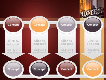 Hotel Signboard PowerPoint Template Slide 18
