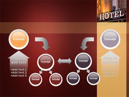 Hotel Signboard PowerPoint Template Slide 19