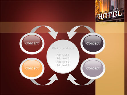Hotel Signboard PowerPoint Template Slide 6