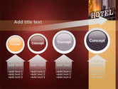 Hotel Signboard PowerPoint Template#13