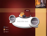 Hotel Signboard PowerPoint Template#16