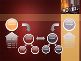 Hotel Signboard PowerPoint Template#19