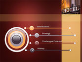 Hotel Signboard PowerPoint Template#3