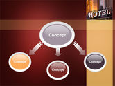 Hotel Signboard PowerPoint Template#4