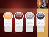 Hotel Signboard PowerPoint Template#5