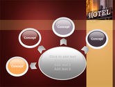 Hotel Signboard PowerPoint Template#7