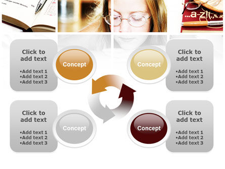 Vision Problems Of Pupils PowerPoint Template Slide 9