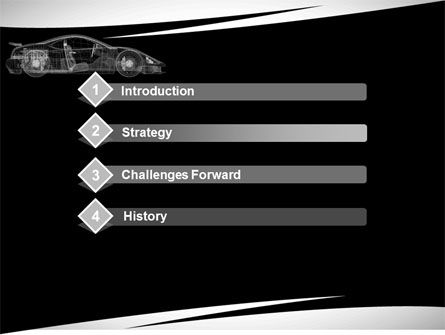 Car Design Process PowerPoint Template Slide 3