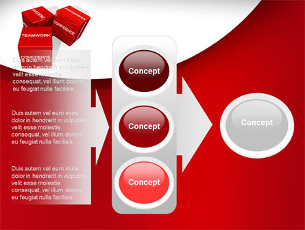 Successful Combination PowerPoint Template Slide 11