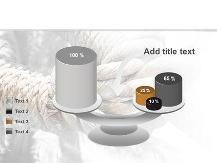 Fisherman's Bend Knot PowerPoint Template Slide 10