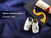 Education & Training: Educational System PowerPoint Template #09535