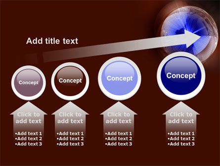 Computer Kingdom PowerPoint Template Slide 13