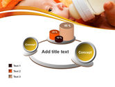 Artificial Feeding PowerPoint Template#16