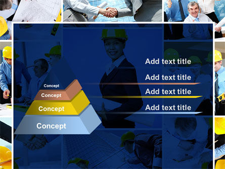 Architectural Studio PowerPoint Template Slide 12